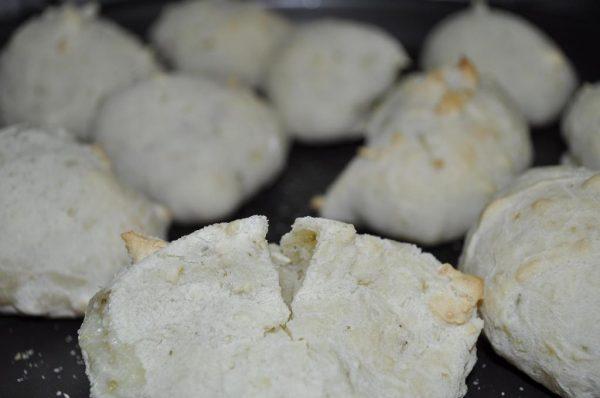 pão de queijo sem queijo gluten lactose
