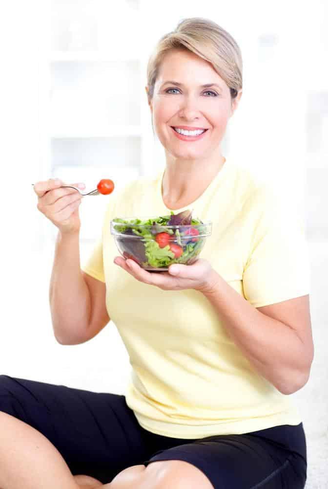 Alimentação para as Mulheres na Menopausa
