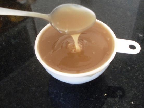 leite condensado de arroz