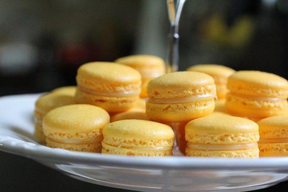 Macarons de Limão