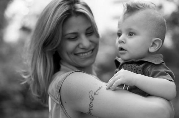 Fernanda: o drama de ser mãe de uma criança super alérgica