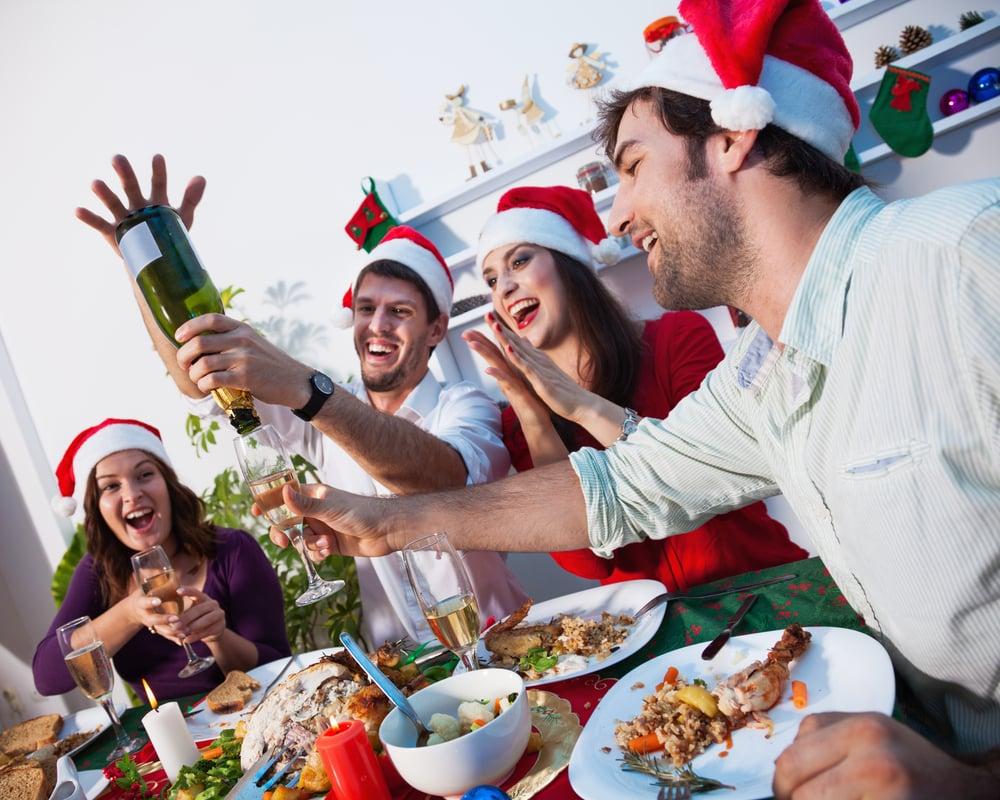 Receitas para a Ceia de Natal dos celíacos e intolerantes à lactose