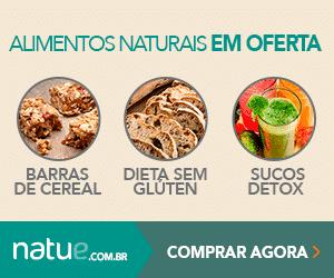 Alimentos naturais em oferta na Natue! Aproveite!