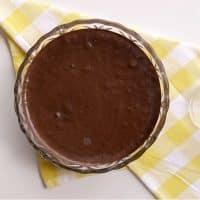 Mousse de Chocolate Sem Glúten e Lactose